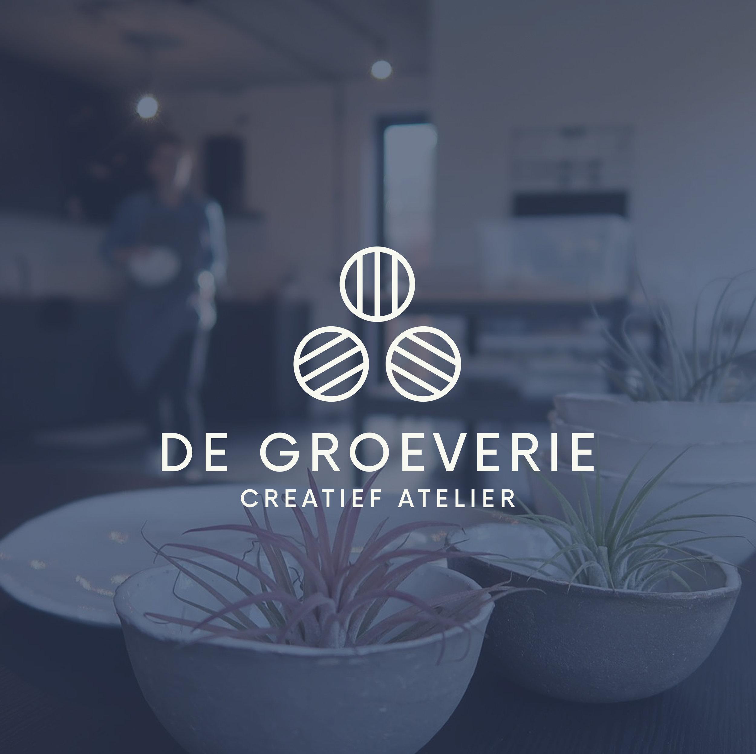 De GROEVERIE - De Groeverie is een creatief atelier waar k(l)ei toffe workshops worden geven.