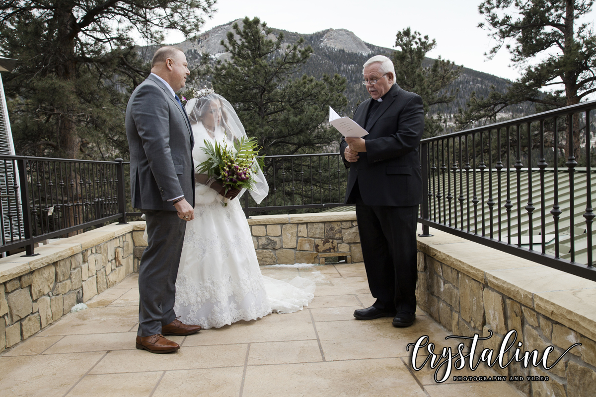 Solo Flute Wedding Ceremony Music in Estes Park, Colorado
