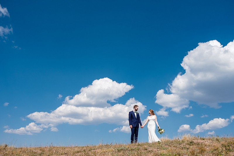Flute and Guitar Wedding Ceremony Music by Christen Stephens, Photographed by Two Elk Studios, Instagram: @jessestarrphoto