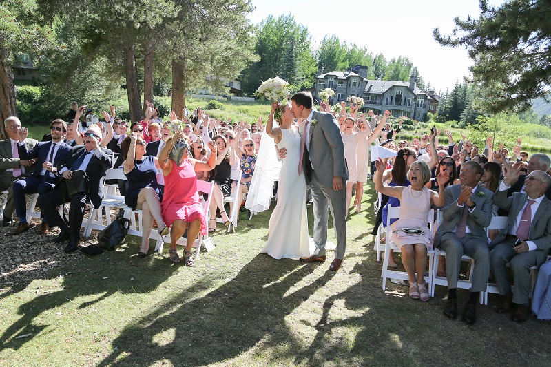 Flute and Violin Wedding Music in Vail