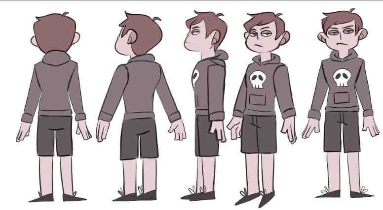 Danny, Turn around