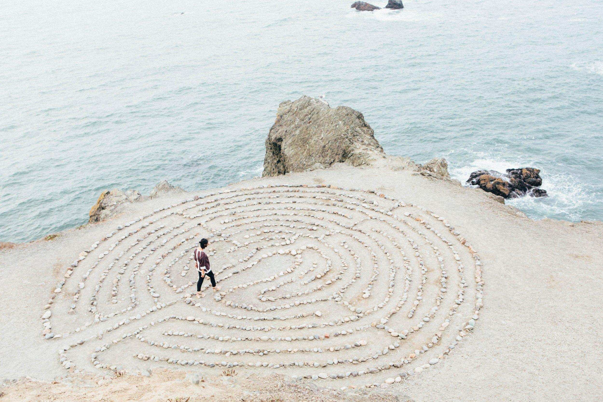 Listen & Create Guided Meditations -