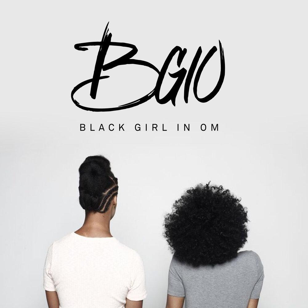Black Girl in Om -