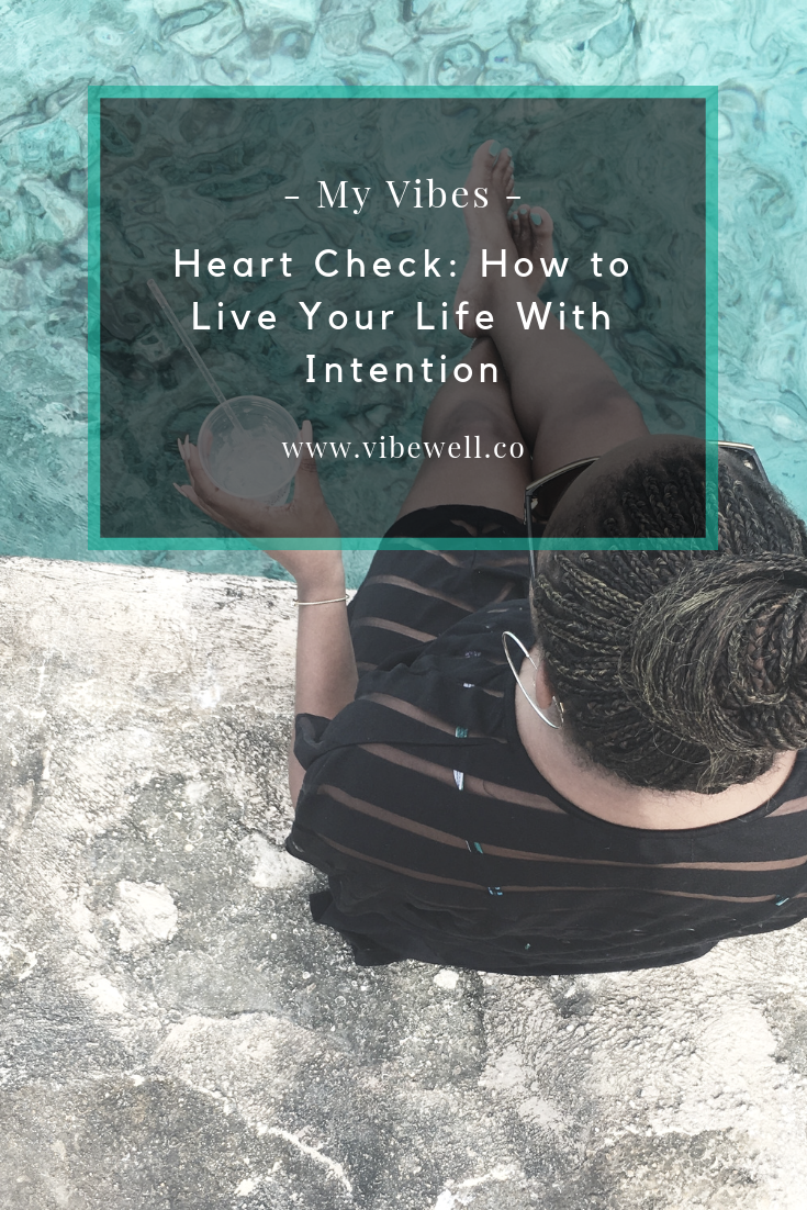 heart check intention