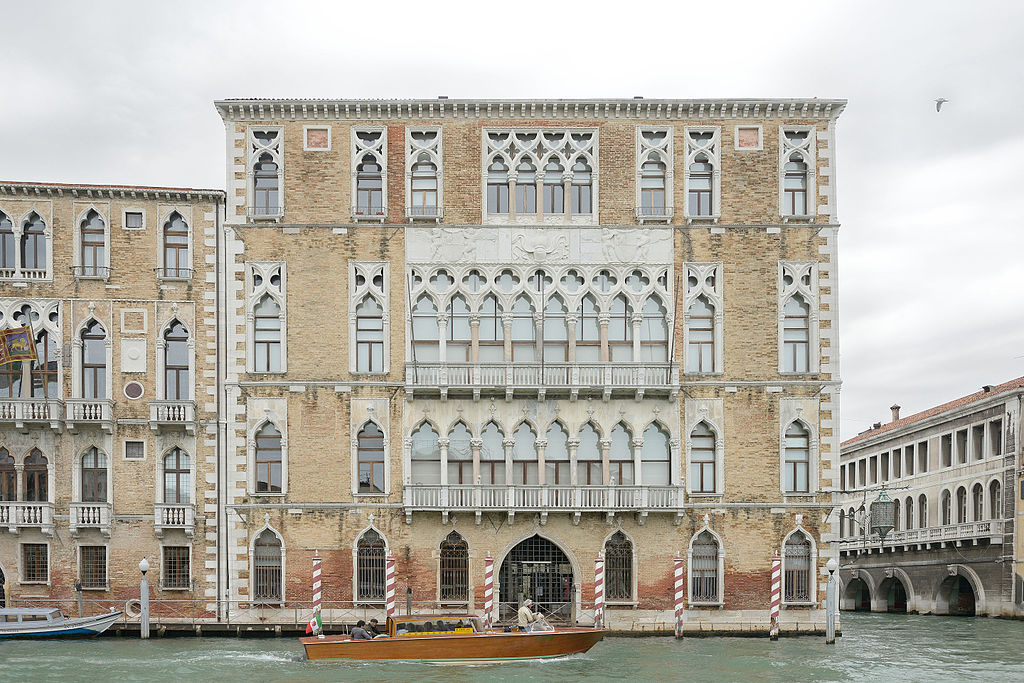 The Ca'Foscari University, where scholars discussed Armenian art. Photo credit: Wolfgang Moroder, CC-A-SA 3.0, accessed on Wikimedia Commons