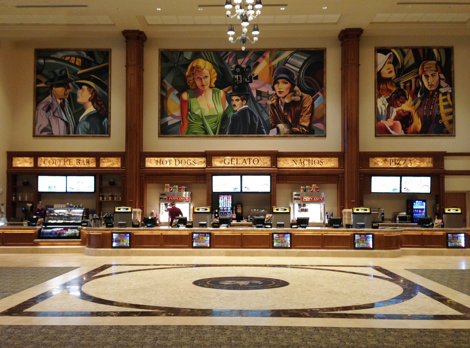 The Majestic Theater at Meridian Village - Meridian, Idaho