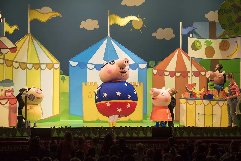 Peppa Pig - Live Touring Show