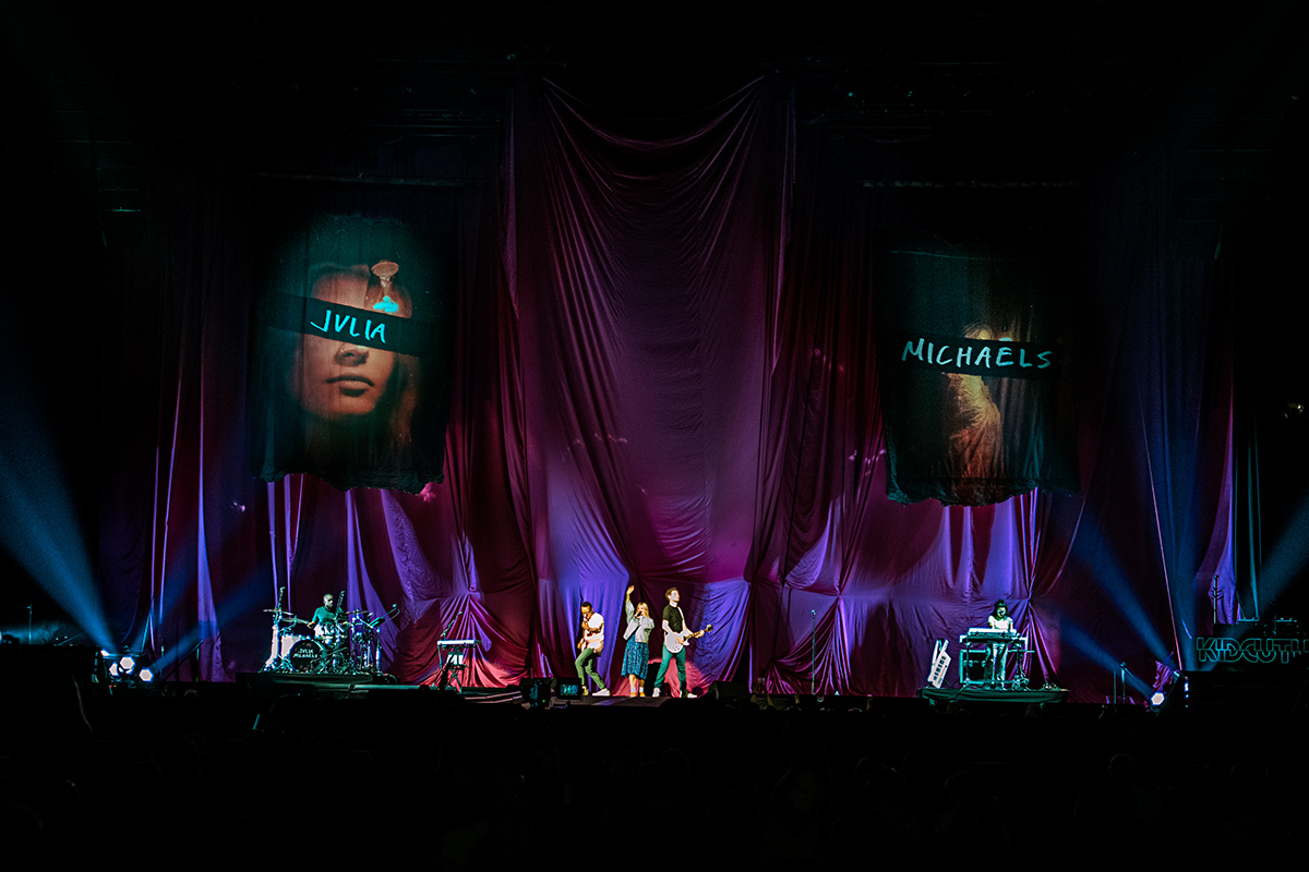 Julia Michaels   2019 Inner Monologue Tour - photo by Suzanne Cordeiro