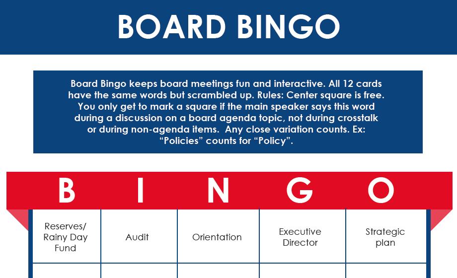 Board Bingo Download