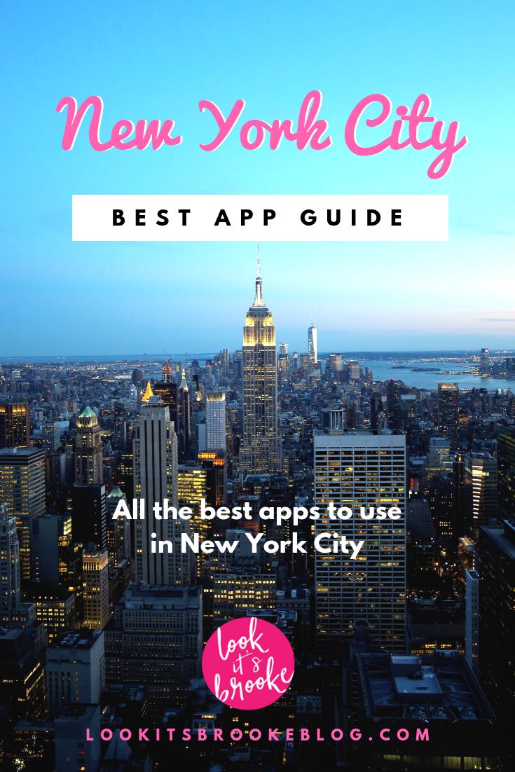 New York City App Guide