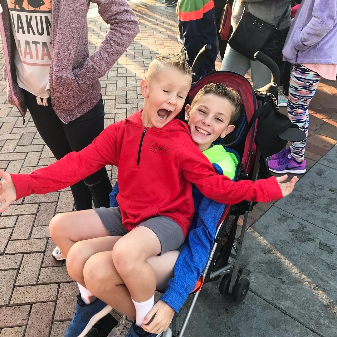 Disneyland Stroller