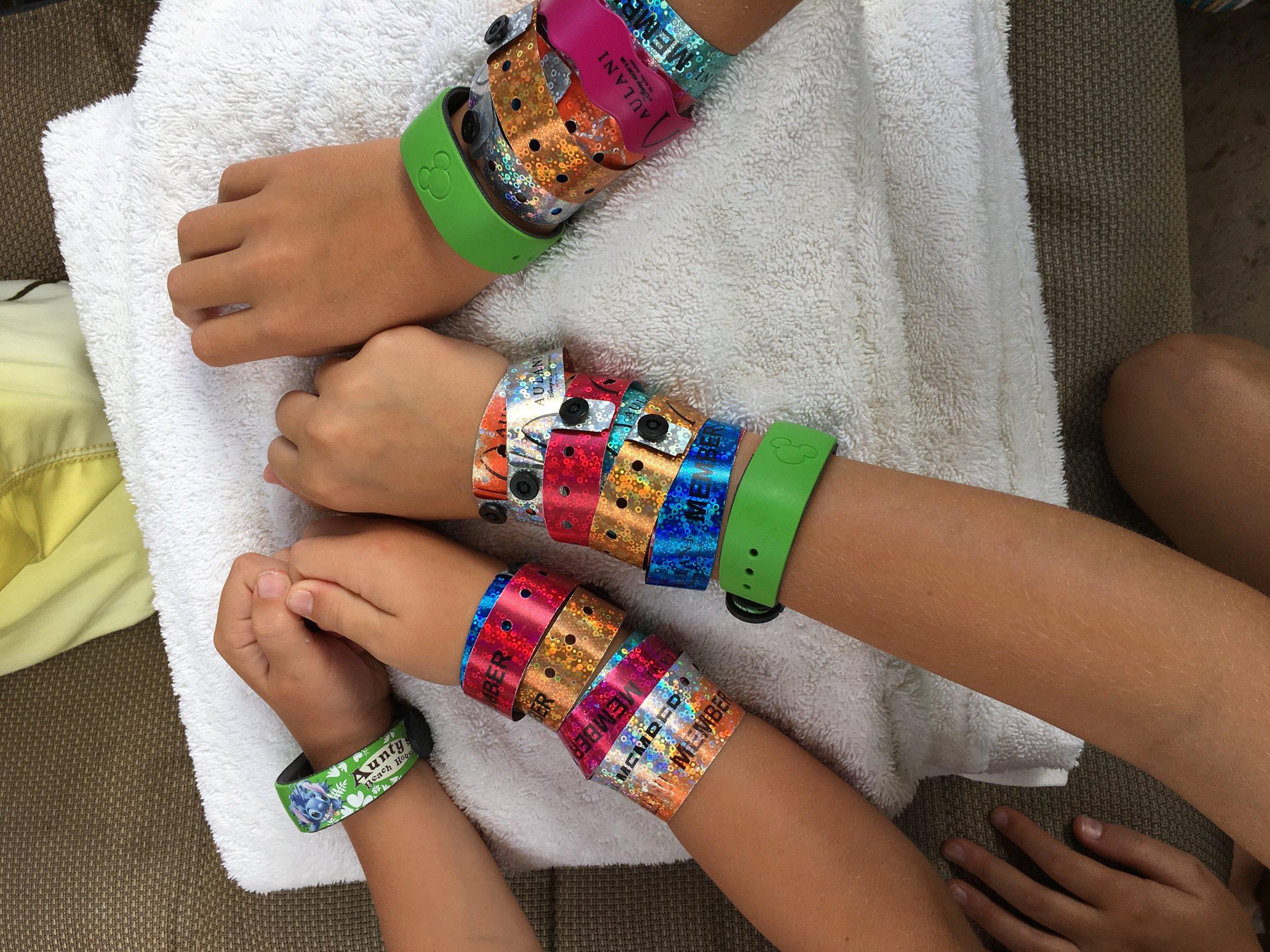 Disney Aulani Bands