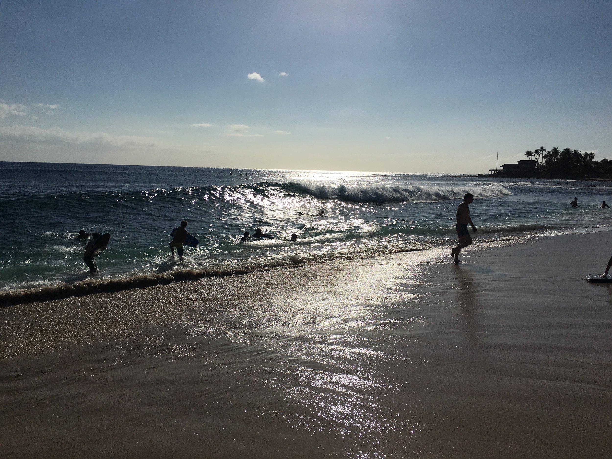 Oahu North Shore beaches
