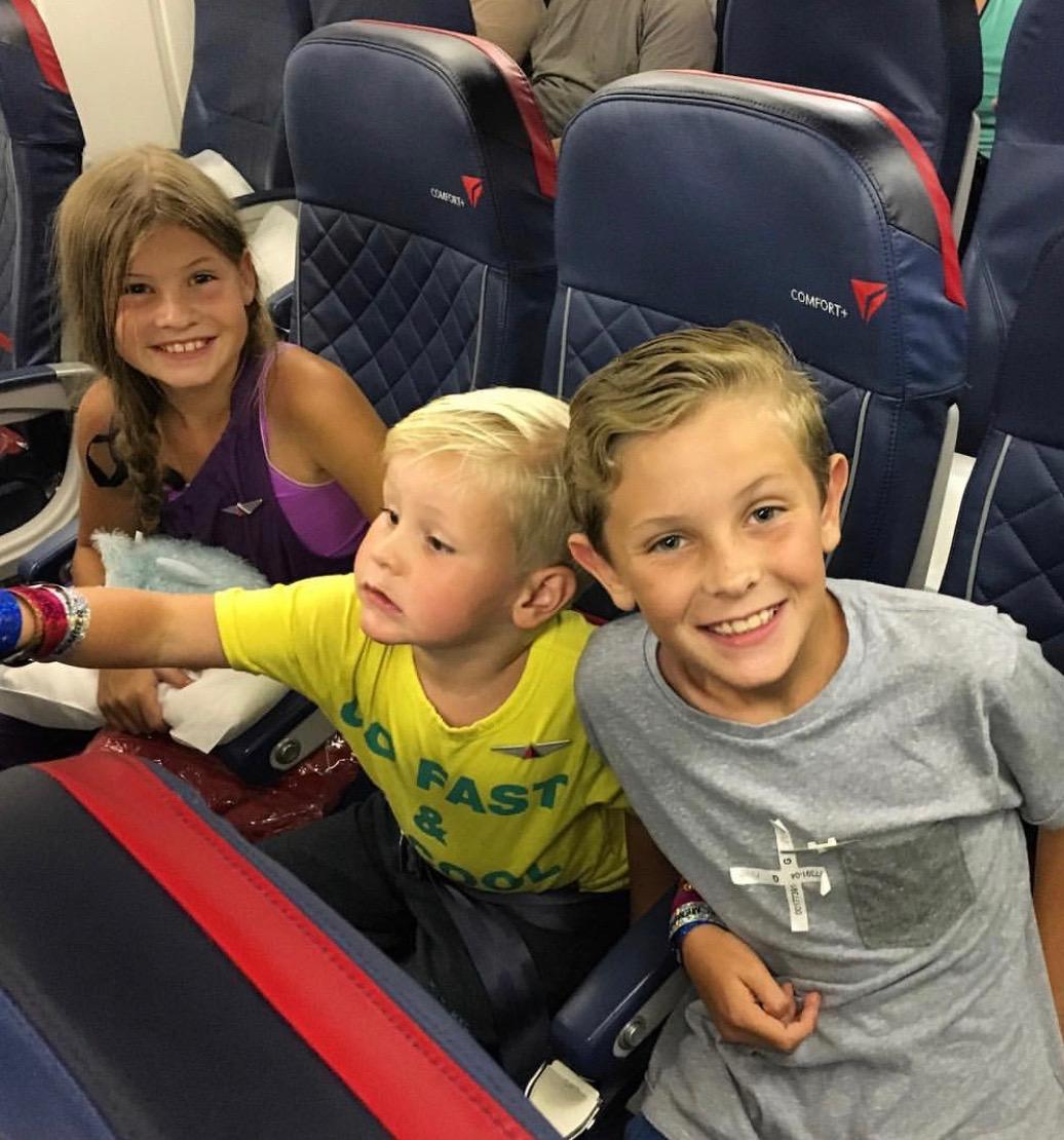 Delta Oahu Flight