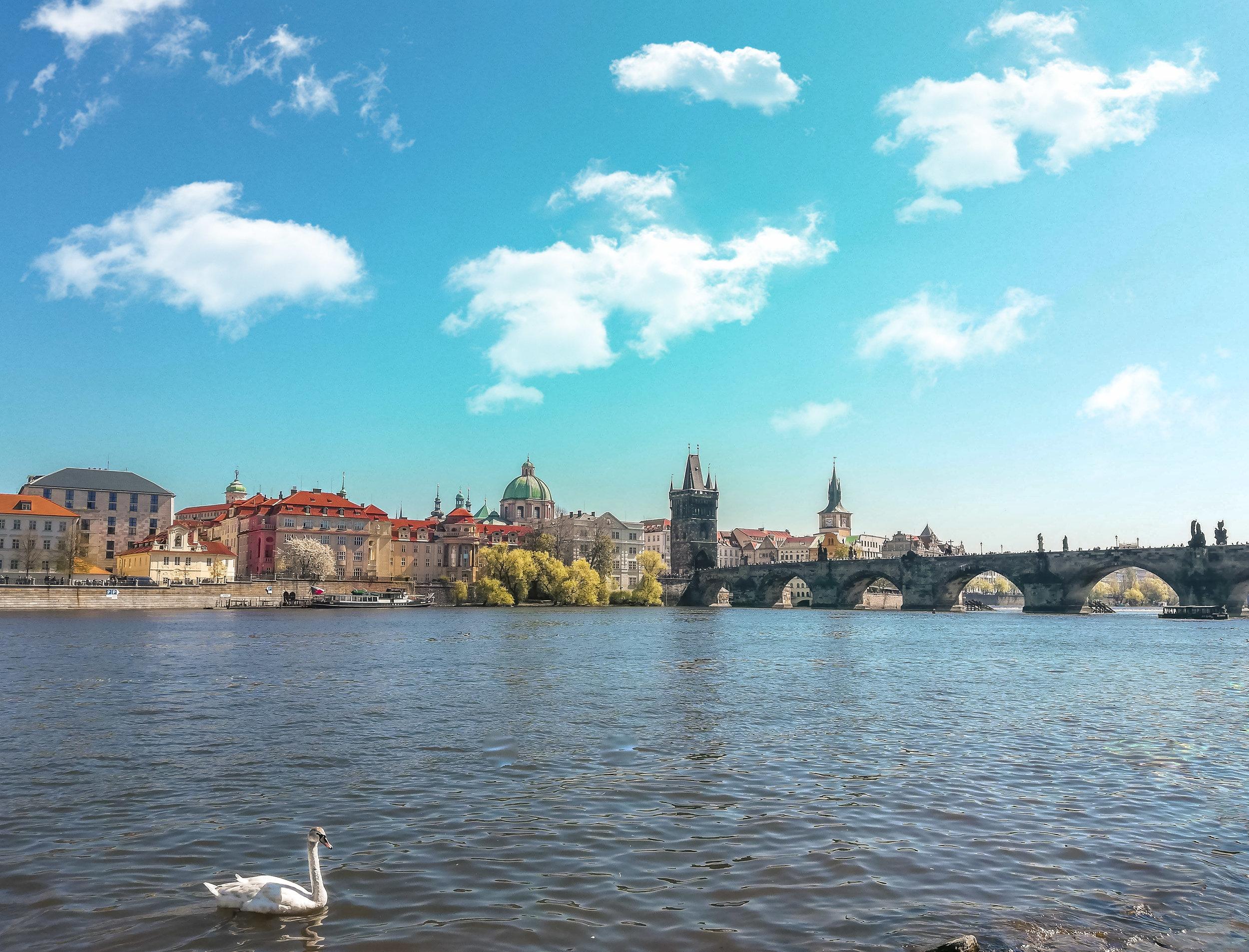 Prague and Budapest Trip