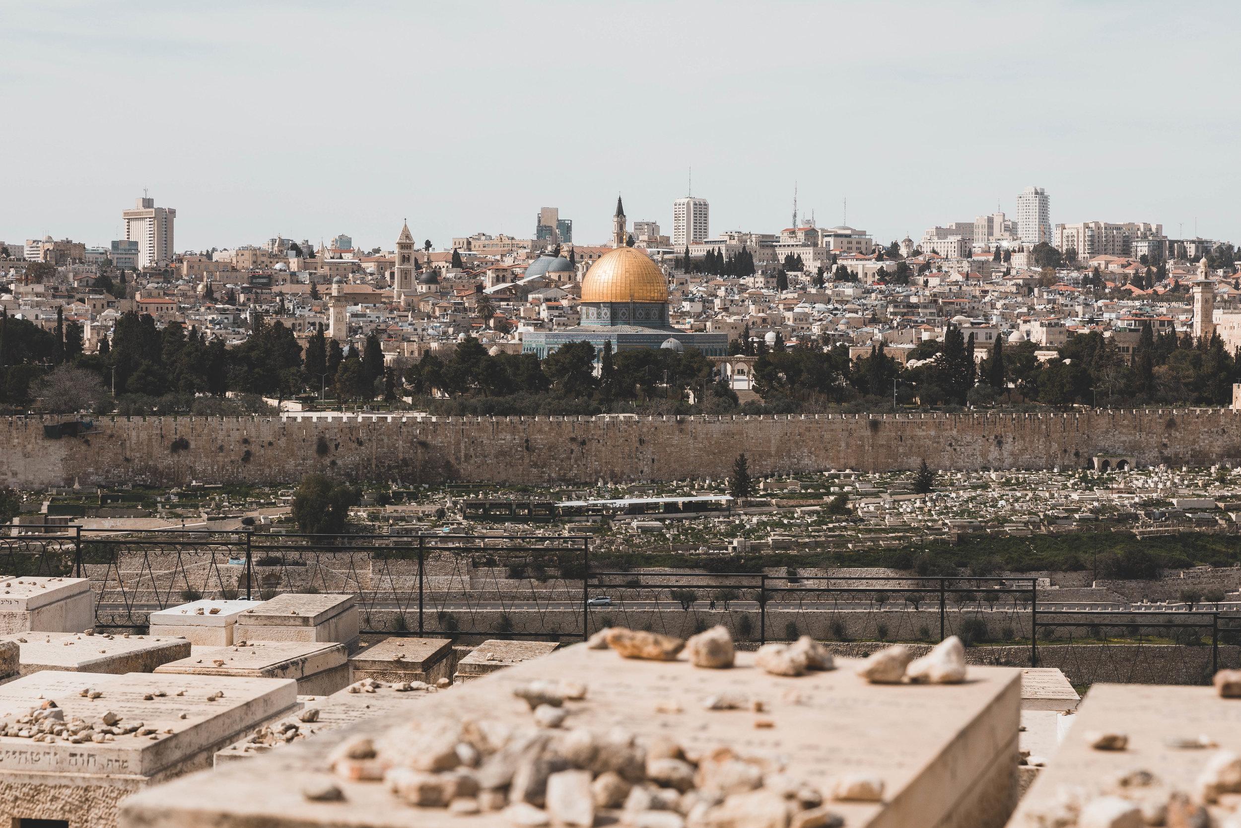 Jerusalem trip deal