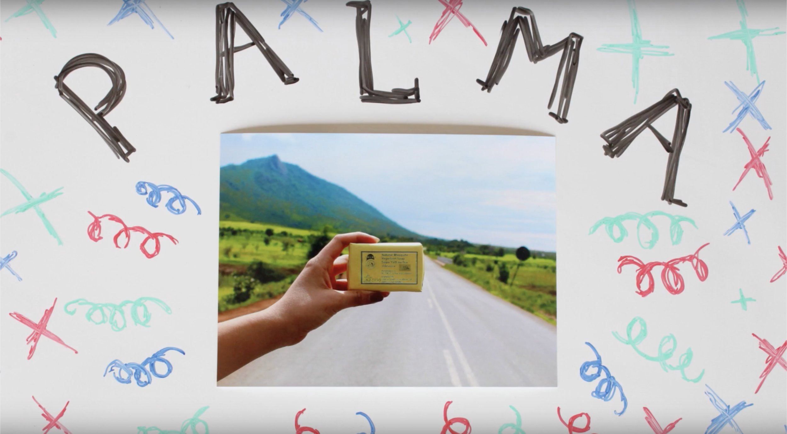 Animation by: Eva Stanistreet Check out Palma Soap! -