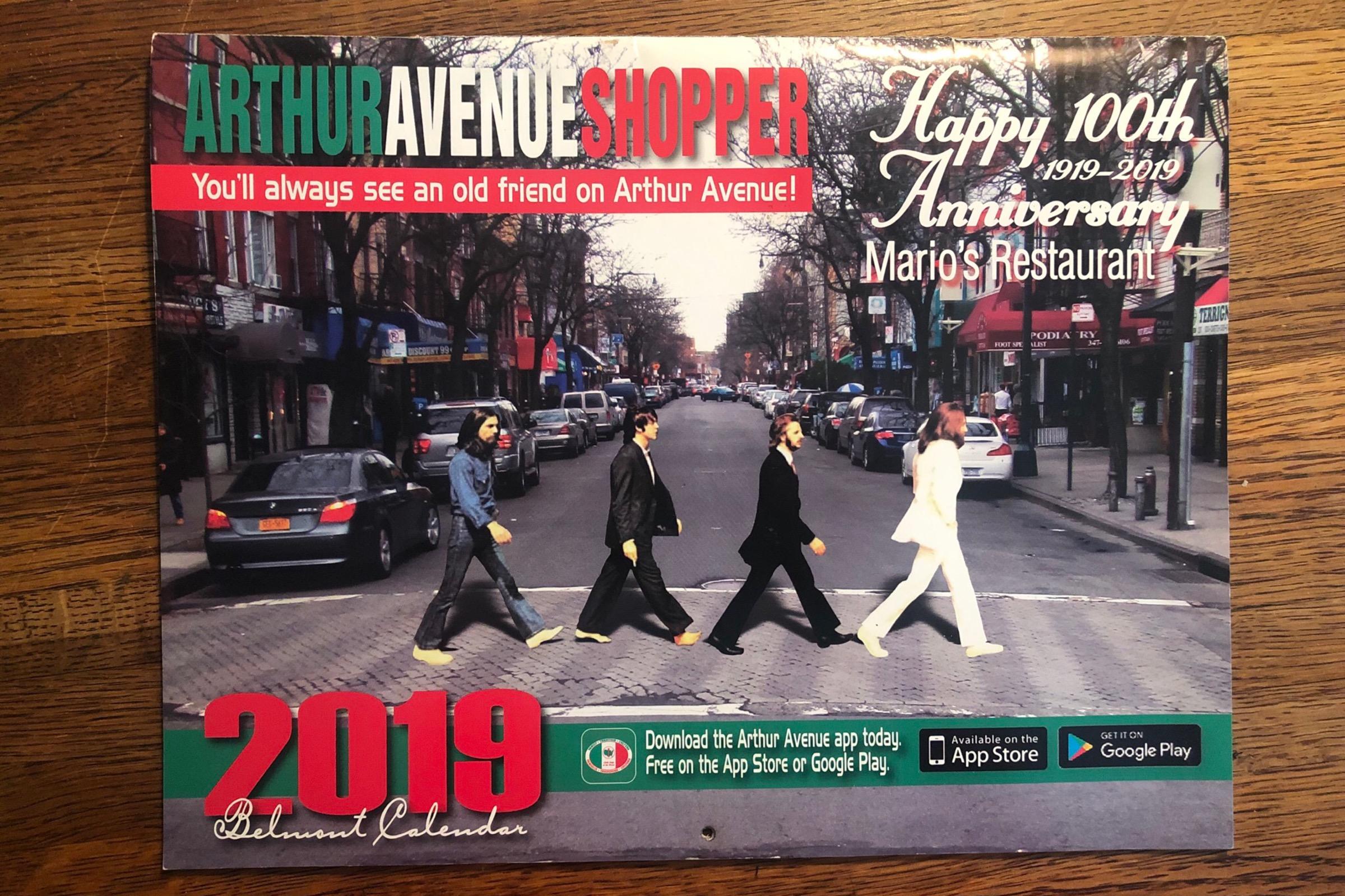 #91: Arthur Avenue