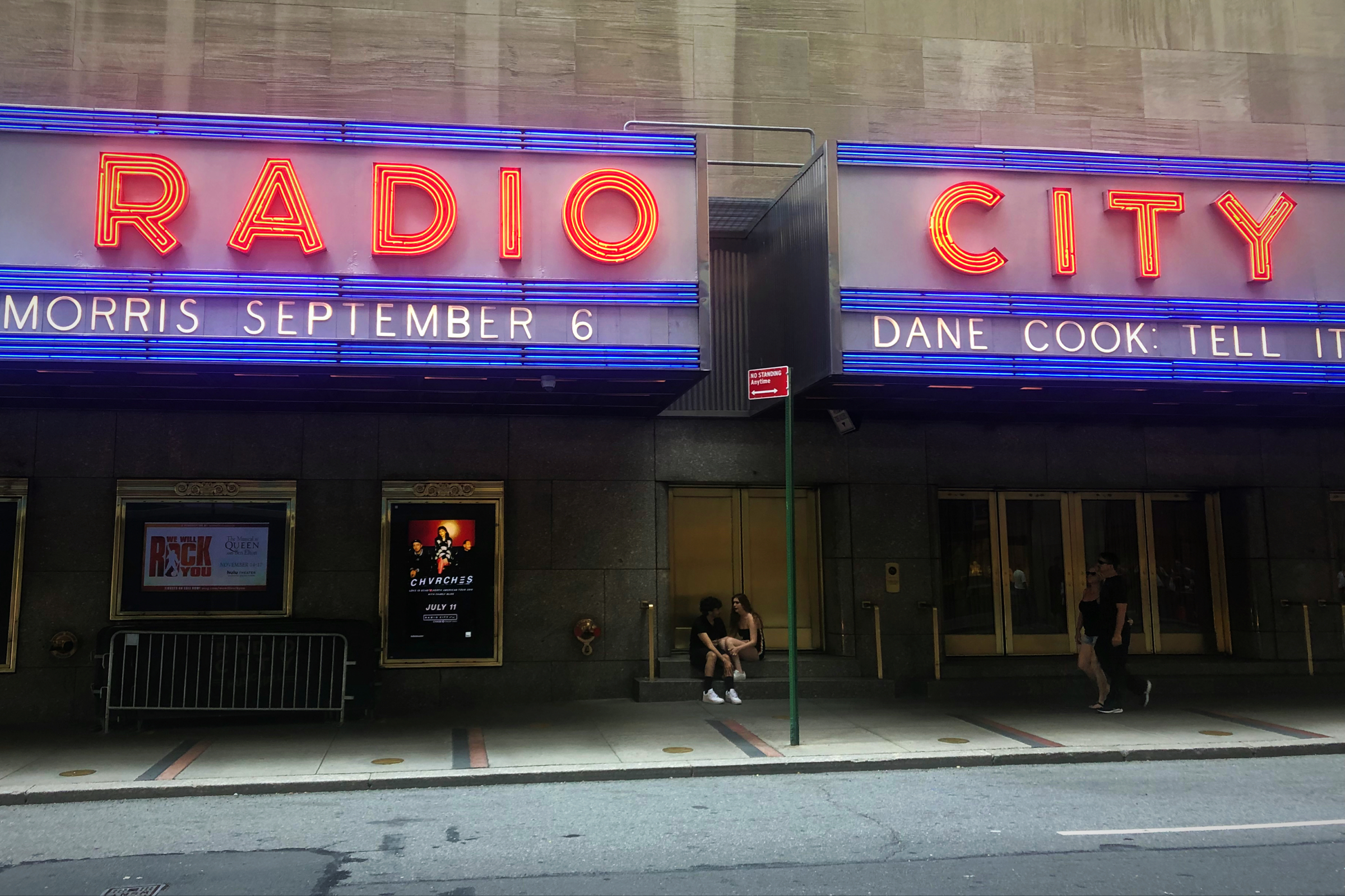 #943: Radio City Music Hall