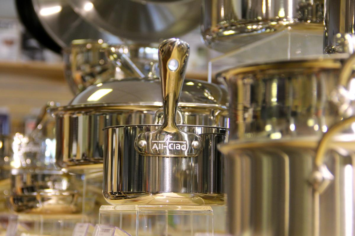 All-Clad Metalcrafters Stainless Steel Cookware