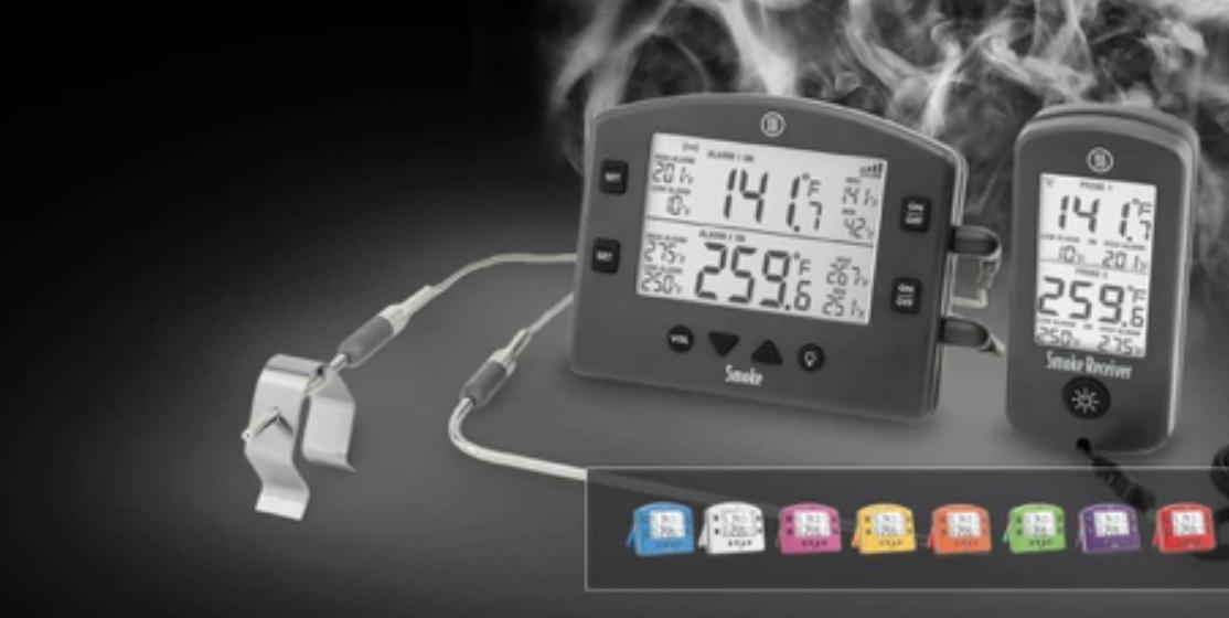 Thermoworks Smoke (wireless BBQ Thermometer)