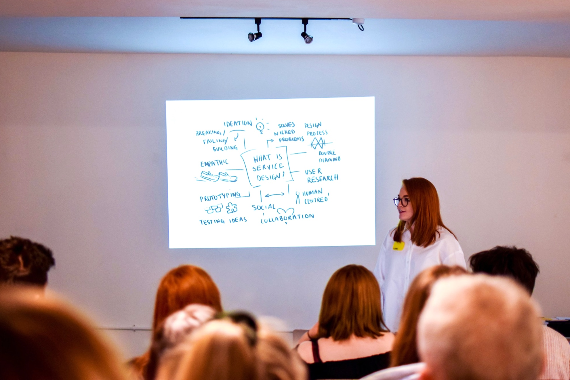 Keynote /Inspiring Word delivery on my Design Journey. GSJ Dundee March 2019.