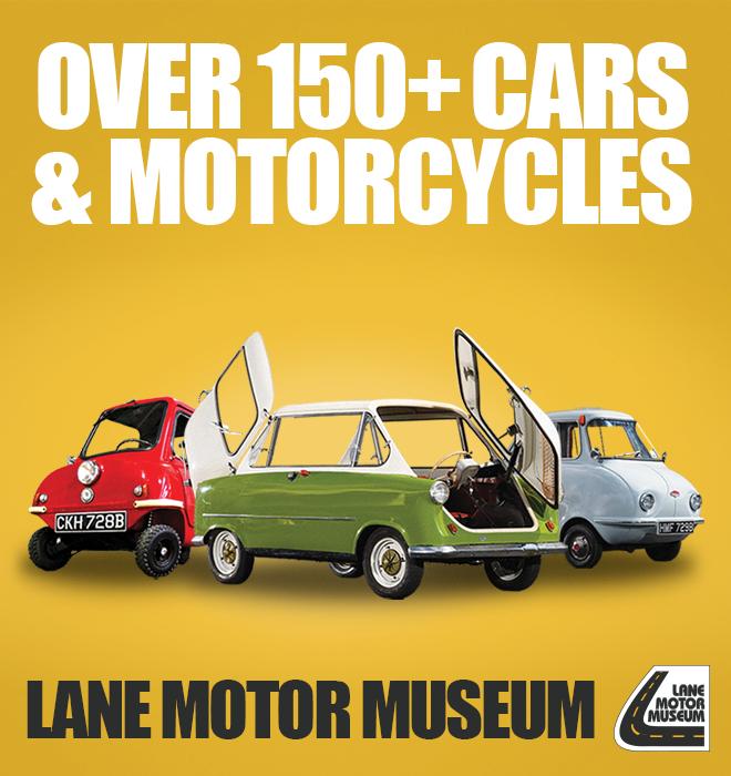 Lane Motor Museum - The Nashville Sign