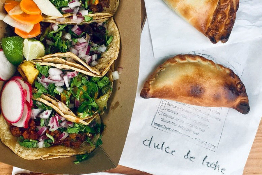 New Pill Hill food truck Kono Food Alley opens its doors - Kono Food Alley is an outdoor food-court hotspot for food trucks and food vendors, with menu items ranging from Argentine cuisine to tacos to coffee. According to the business' Facebook page,