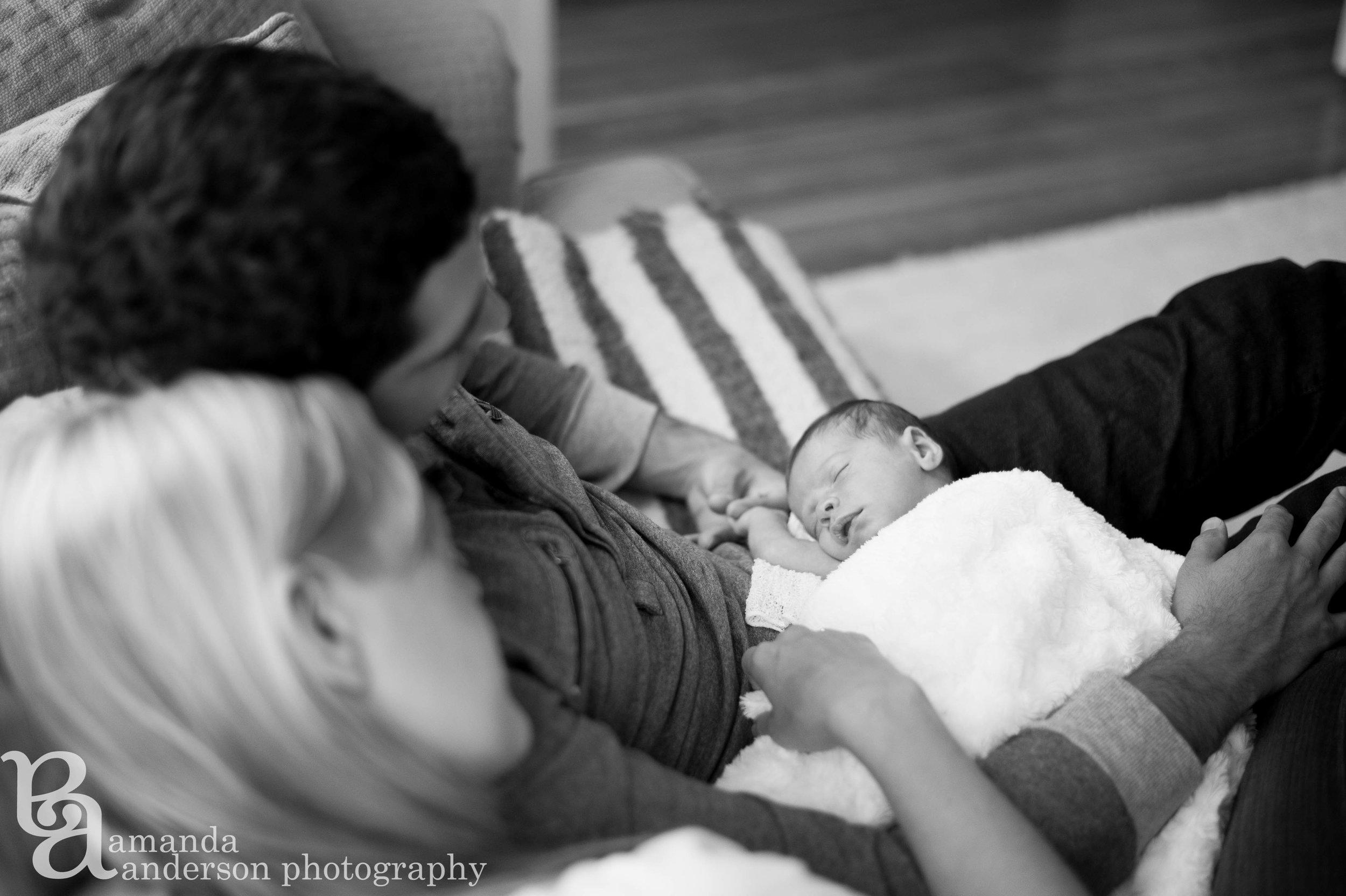 Newborn Baby Boy, San Francisco newborn Photographer