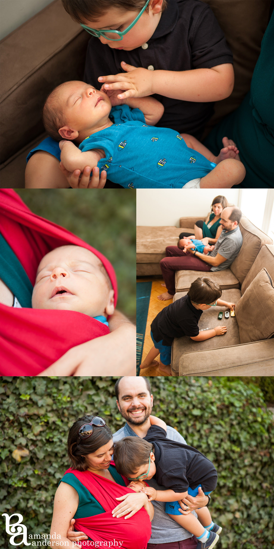 San Francisco Newborn Photographer, Amanda Anderson Photography, Family Photography San Francisco, Bay Area Lifestyle Photographer