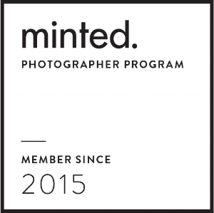 Minted Affiliate Photographer Badge