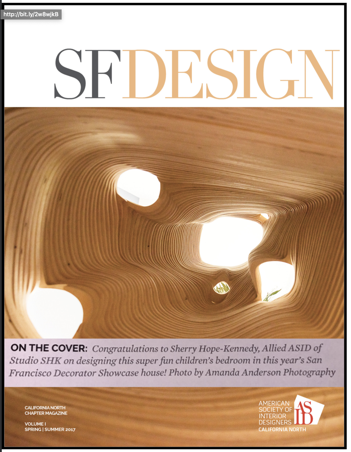SF Design Cover by Amanda Anderson