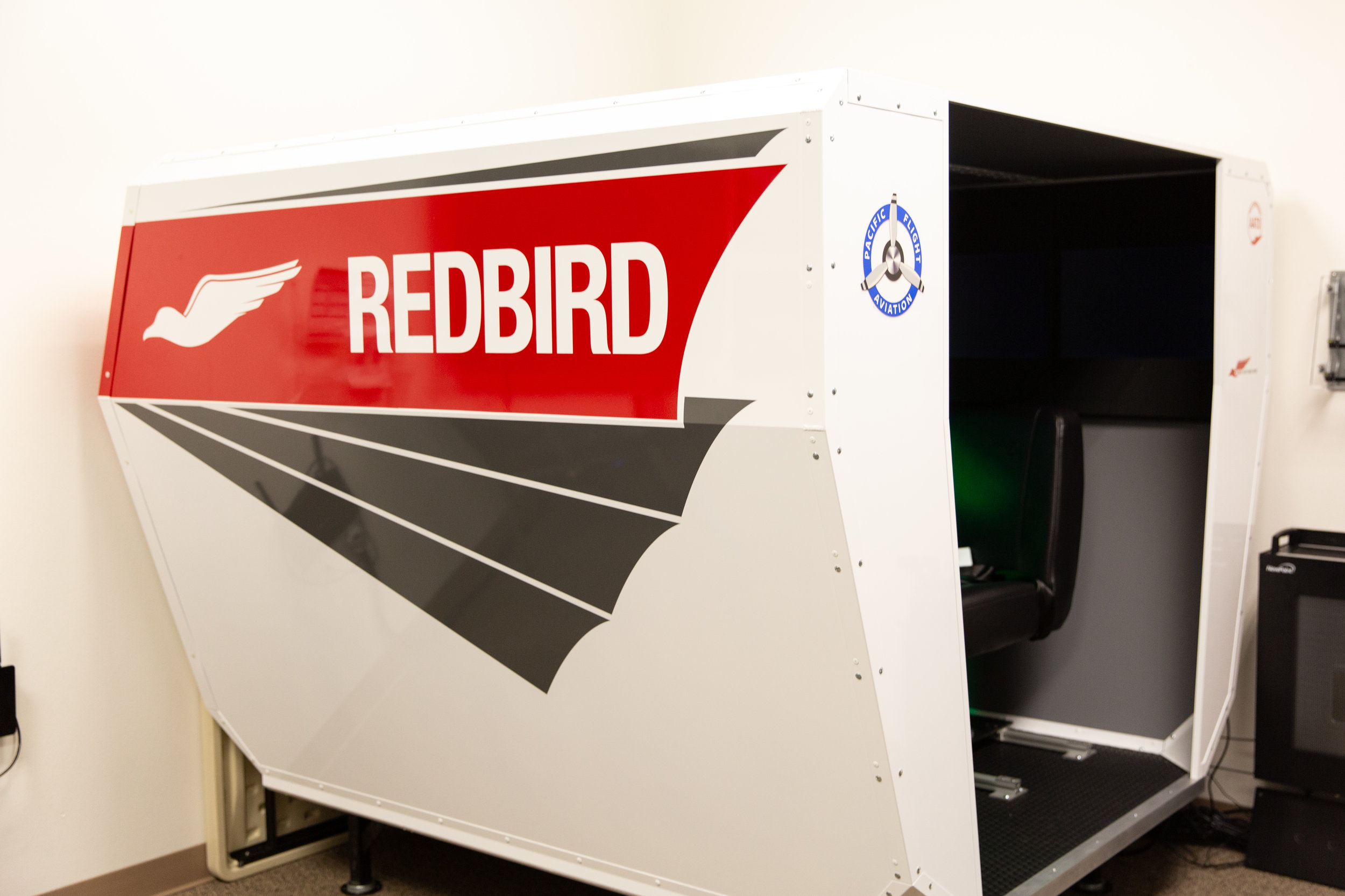 Redbird Flight Simulator — Pacific Flight Aviation