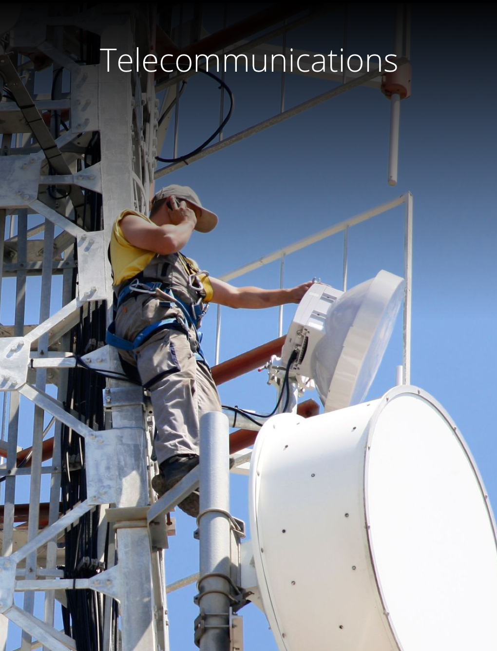 Top telcos are centralizing knowledge resources via handsfree Remote Assistance and Work Instructions to enable more informed maintenance, repair and operations (MRO) and decrease downtime of critical infrastructure.
