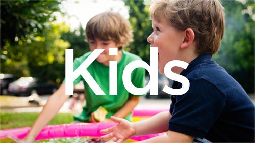 Kids ministry at Jesus Church International
