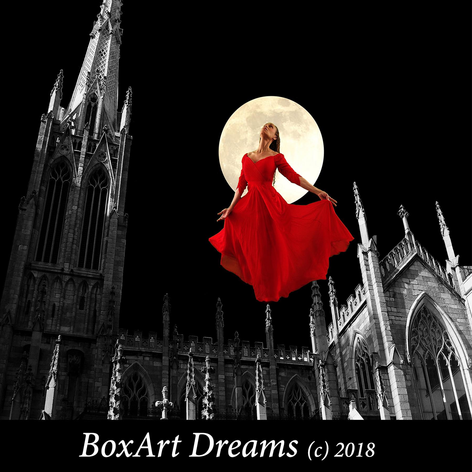 marc cohen & julia danielle  Studio Location # 2 / Dreamspace  box art / dreams