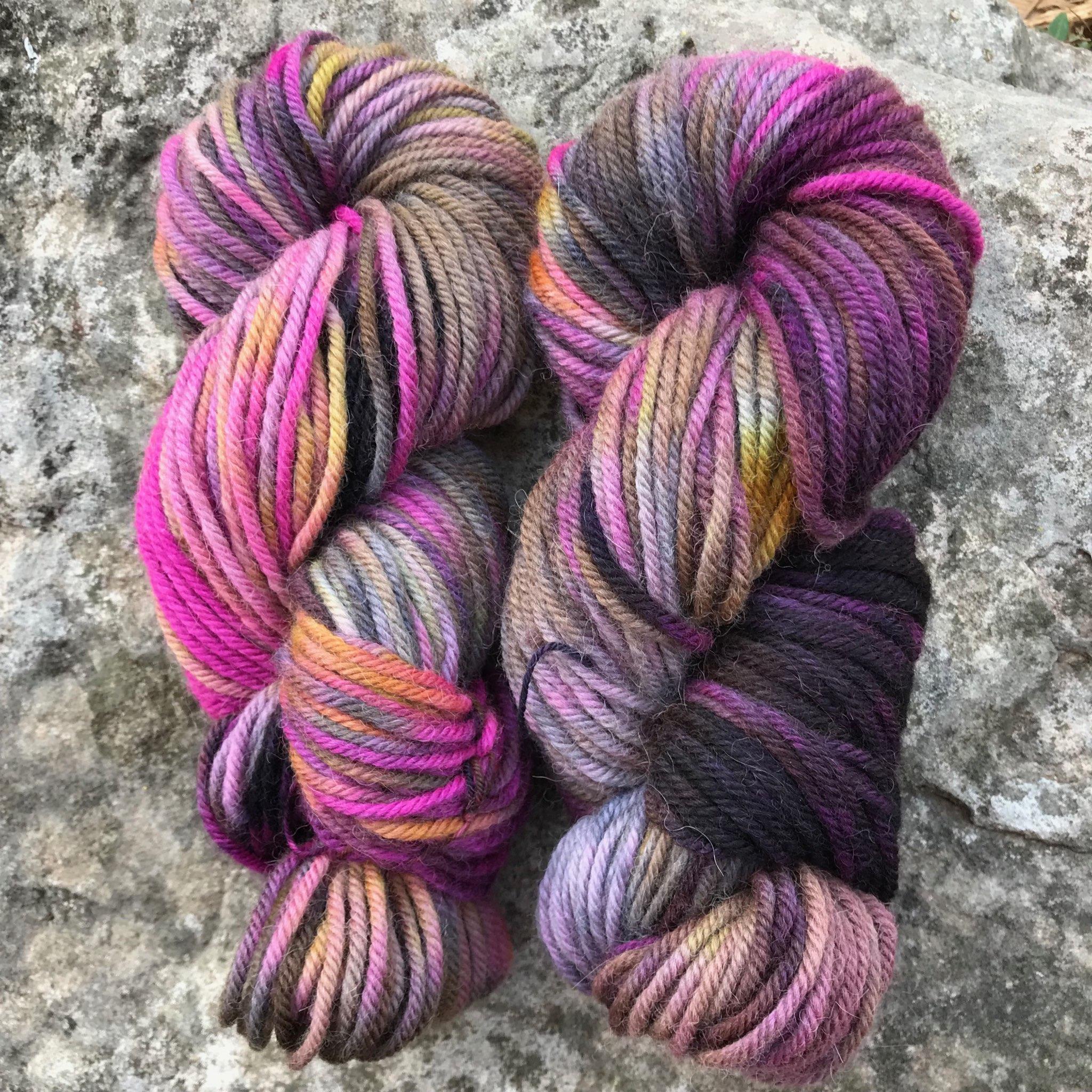 meredith jade keeton  Studio Location # 11  yarn & felt