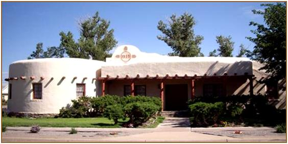 17. Carrizozo Woman's Club