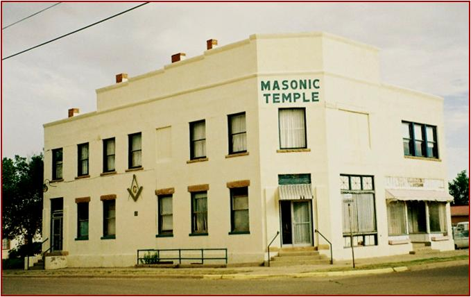 16. The Masonic Building
