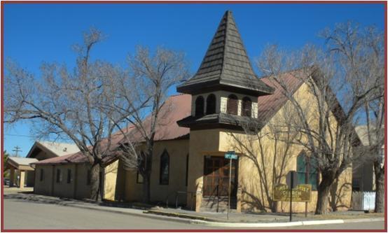 12. The Baptist Church