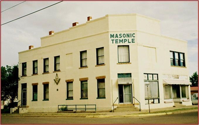 Corner of 11th Street and E Avenue, Carrizozo, NM, USA