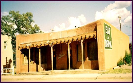 6. The Yucca Bar