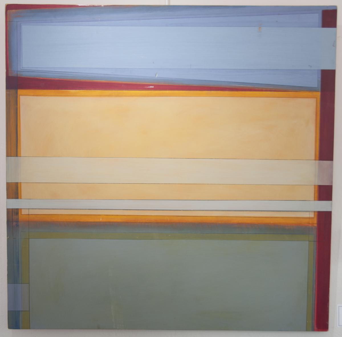 marcus abel  Studio Location # 8  Painting