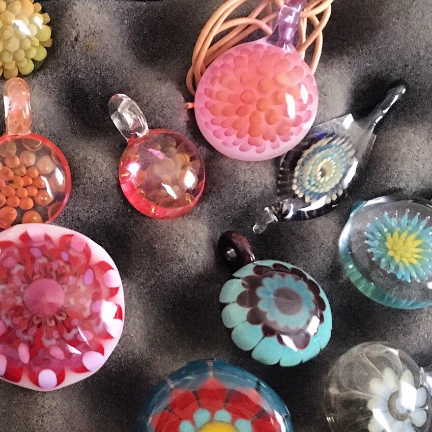 Glass Beads with Jose Diaz   All weekend  Studio Location #7  406 10th Street