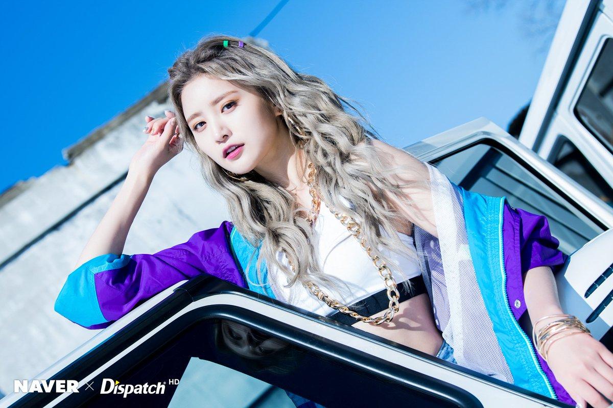 Jeonghwa - Is the Maknae!