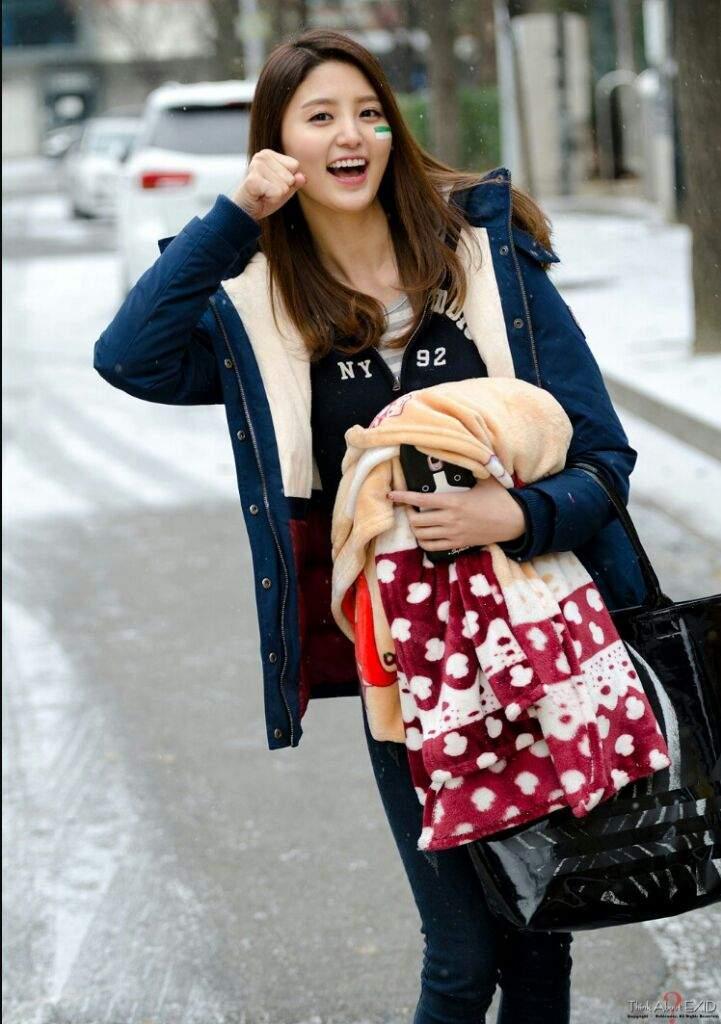 Jeonghwa - 장하