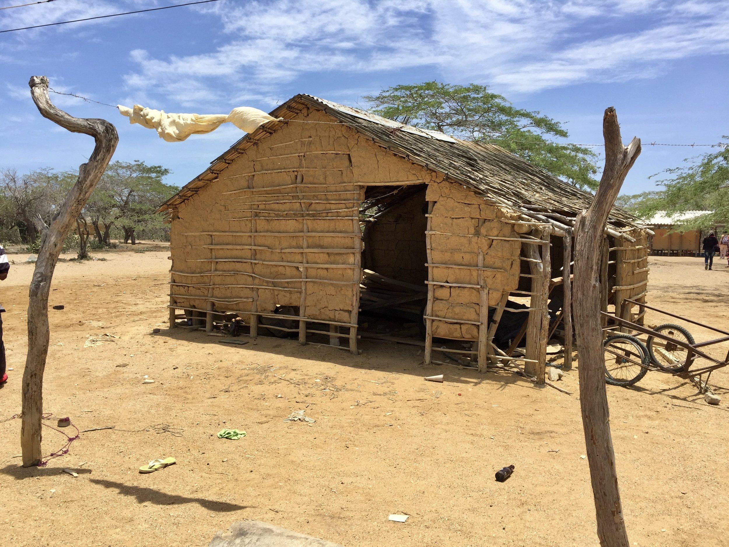 La Guajira restoration project -