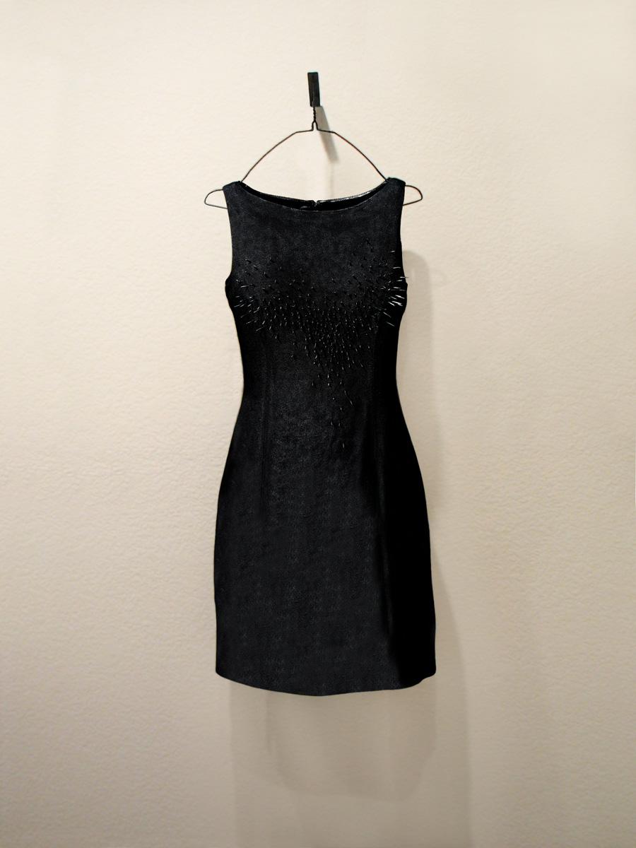 Cautious: Little Black Dress