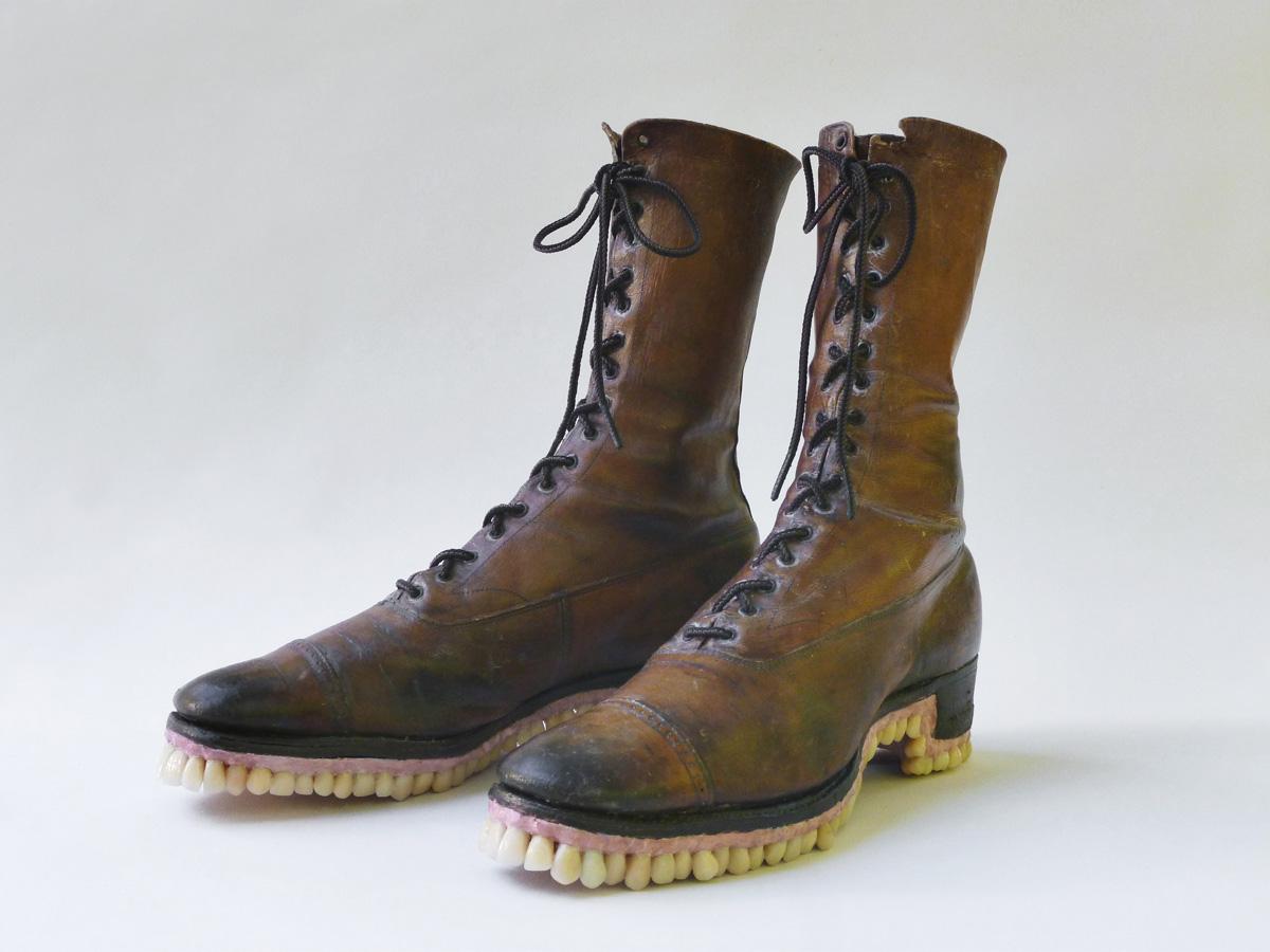 Hygienist's Work Boots