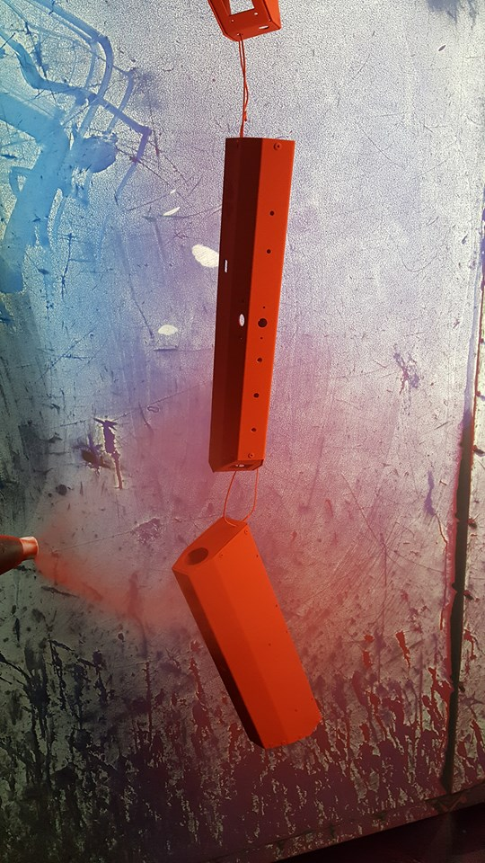 Powder Coating In Action